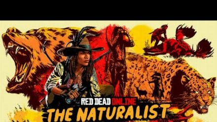 Vid�o : Red Dead Online: The Naturalist