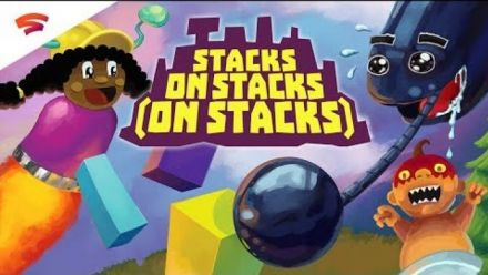 Vid�o : 0:05 / 0:46MakeGIF Stacks On Stacks (On Stacks) - Official Trailer   First on Stadia