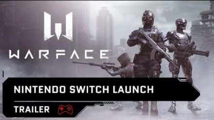 Warface - Now available on Nintendo Switch!