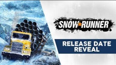 Vidéo : SnowRunner - Release Date Reveal Trailer