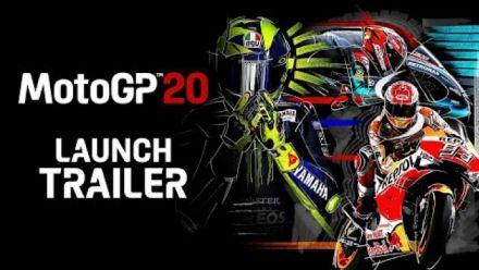 Vid�o : MotoGP 20 : Trailer lancement