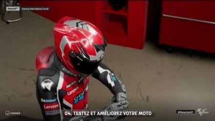 Vid�o : MotoGP20 - Managerial Career