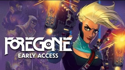 vidéo : Foregone Early Access Launch Trailer