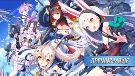 vid�o : Azur Lane: Crosswave - Opening Movie Trailer | PS4 and Steam