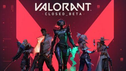 VALORANT Closed BETA Gameplay maison
