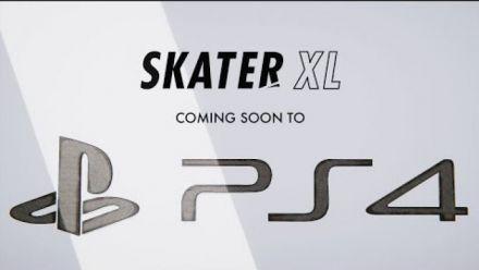 Skater XL : trailer d'annonce PS4