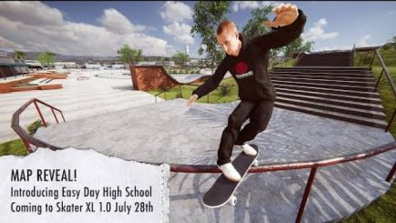 Skater XL - Introducing Easy Day High School