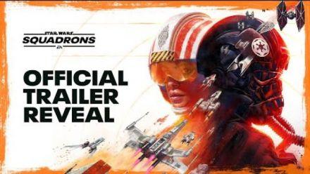 vidéo : Star Wars: Squadrons - Bande-annonce de révélation officielle