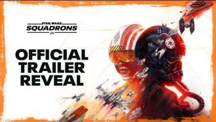 vidéo : Star Wars Squadrons : Reveal trailer du 15 juin 2020