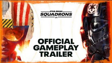 vidéo : Star Wars Squadrons Gameplay trailer