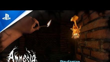 Vid�o : Amnesia: Rebirth - Developer Gameplay Walkthrough | PlayStation Undergound