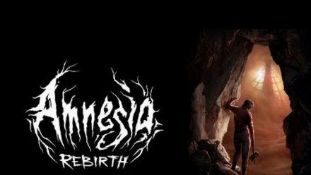 vid�o : Amnesia: Rebirth - Release Date Reveal Trailer