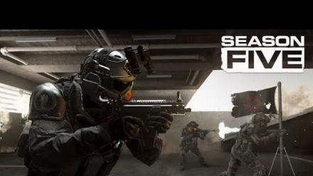 vidéo : Call of Duty : Modern Warfare : la Saison 5 de Warzone se dévoile