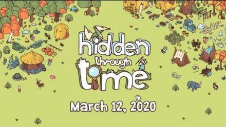 Vid�o : Hidden Through Time : Trailer de gameplay