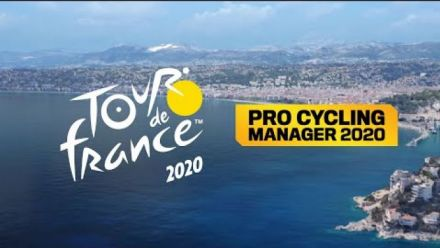 Vidéo : Pro Cycling Manager 2020 Trailer annonce