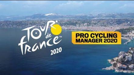 Tour de France 2020 Trailer annonce