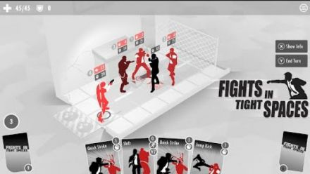 Vid�o : Fights in Tights Spaces : trailer d'annonce