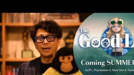 "vidéo : Announces the publisher of ""The Good Life""!"