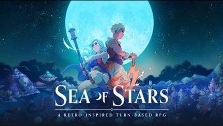 Vidéo : Sea of Stars - Reveal Trailer
