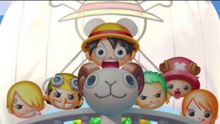 Vid�o : One Piece Bon! Bon! Jourey!! : Trailer d'annonce