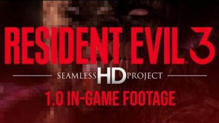 Resident Evil 3 : Vidéo Seamless HD Project