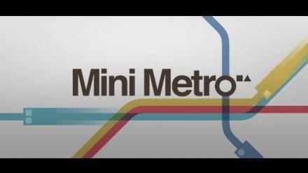 Vid�o : Mini Metro : Trailer de lancement