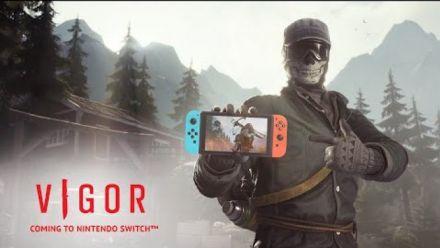 Vid�o : Vigor - Nintendo Switch Closed Beta Trailer