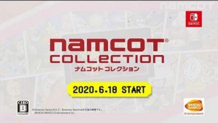 Vidéo : Namcot Collection : Trailer d'annonce japonais