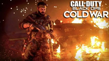 Call of Duty : Black Ops Cold War - Reveal Trailer (VO)
