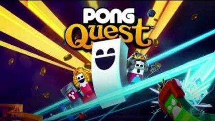 PONG Quest : Trailer d'annonce