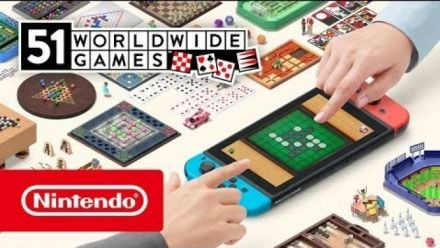 51 Worldwide Games : Trailer d'annonce