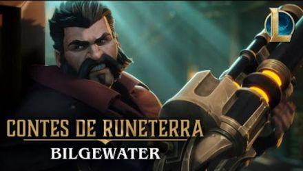 vidéo : Les Contes de Runeterra : Bilgewater « Double trahison »