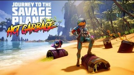 Vidéo : Journey to the Savage Planet Hot Garbage : trailer d'annonce