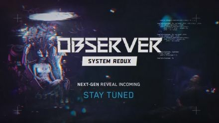 Vidéo : Observer System Redux Teaser