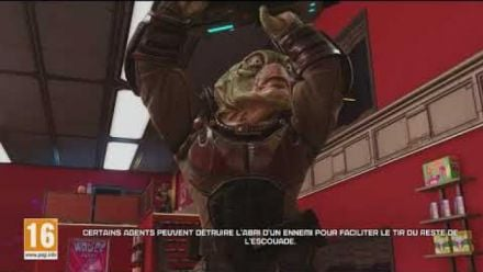 Vid�o : XCOM Chimera Squad : Trailer de Gameplay