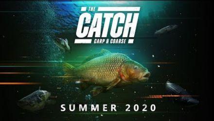 Vid�o : The Catch: Carp & Coarse Announce Trailer