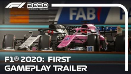 F1 2020  : First Gameplay Trailer