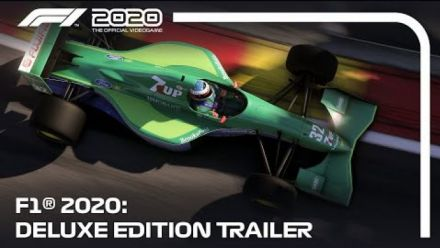 F1 2020 Deluxe Schumacher Edition Trailer [UK]