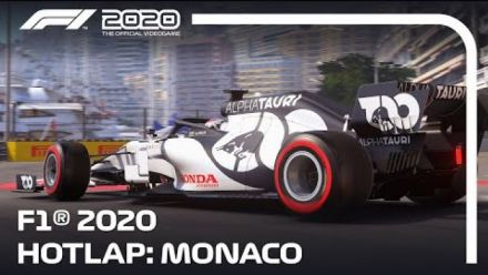 F1 2020 Monaco trailer