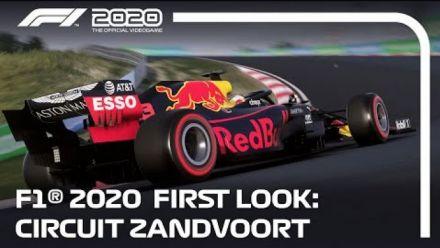 vidéo : F1 2020 First Look Circuit Zandvoort