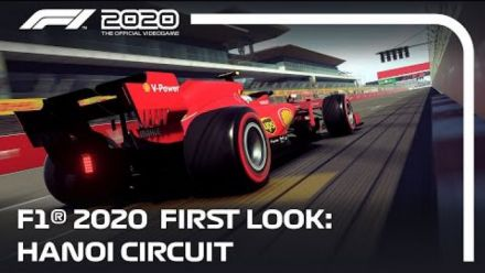 F1 2020 First Look Hanoi Circuit (UK)