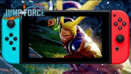 Vidéo : Jump Force Deluxe Edition : Bande-annonce Switch
