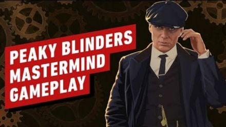 vidéo : Peaky Blinders: Mastermind - Gameplay Reveal (IGN)