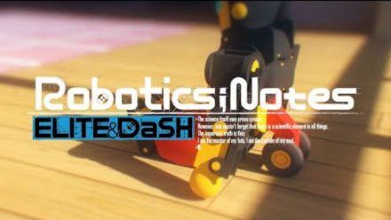 Vid�o : Robotics;Notes Double Pack : Trailer d'annonce