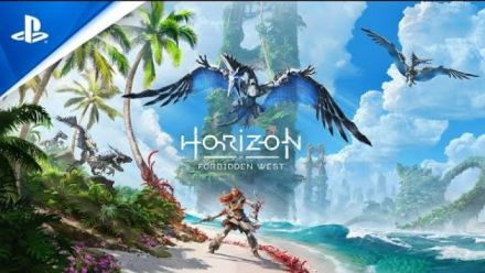 Vid�o : Horizon Forbidden West - Guerrilla Talks | PS5
