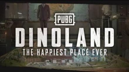 vidéo : PUBG : Dinoland : The Happiest Place Ever
