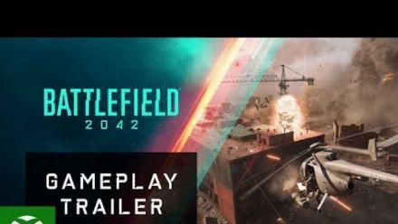 Vid�o : Battlefield 2042 se la joue Twister avec du gameplay multijoueur intense