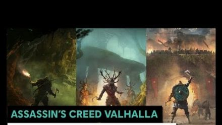 Assassin's Creed Valhalla : Trailer Post-Lancement & Season Pass