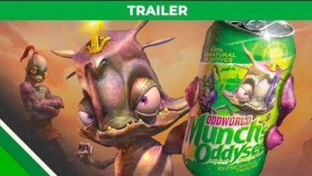 Vidéo : Oddworld : Munch's Oddysee Trailer Microids & Oddworld Inhabitants