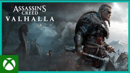 Vidéo : Assassin's Creed Valhalla: First Look Gameplay Trailer